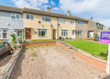 Thumbnail 3 bedroom terraced house for sale in Featherstone Drive, Leicester