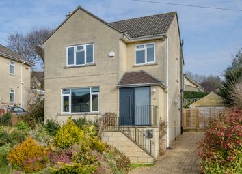Thumbnail 3 bed detached house for sale in Purlewent Drive, Weston, Bath