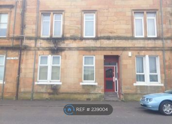 Thumbnail 2 bed flat to rent in Russell Street, Johnstone