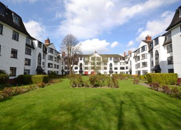 Thumbnail 2 bed maisonette for sale in Manor Court, Leigham Avenue, London