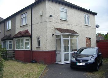 Thumbnail 3 bed semi-detached house for sale in Stoneyhurst Road, Erdington, Birmingham