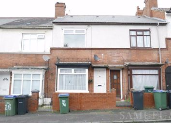 Thumbnail 2 bed terraced house to rent in Vince Street, Bearwood, Smethwick