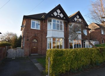 Thumbnail 3 bedroom semi-detached house for sale in Burnside Drive, Bramcote