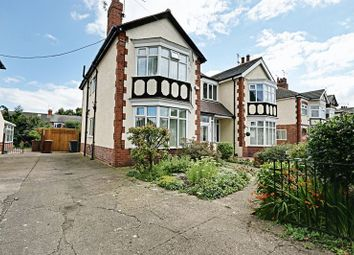 Thumbnail 4 bed semi-detached house for sale in Fairfax Avenue, Hull