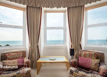 Thumbnail 4 bedroom flat for sale in Courtenay Terrace, Hove, East Sussex