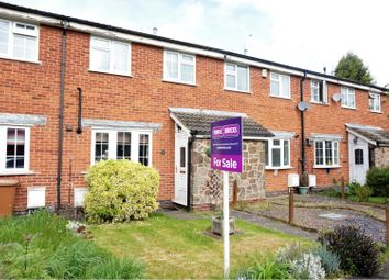 Thumbnail 2 bed terraced house for sale in Chitterman Way, Markfield