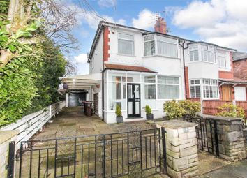 Thumbnail 2 bed semi-detached house for sale in Fir Road, Swinton
