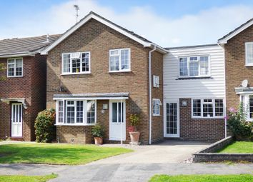 Thumbnail 4 bed semi-detached house for sale in Merryfield Crescent, Angmering, Littlehampton