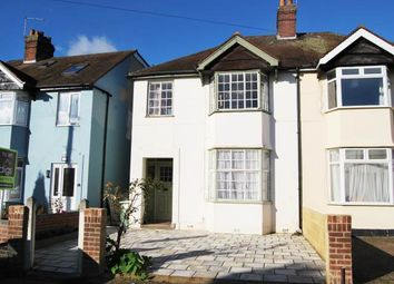 Thumbnail 4 bed property to rent in Kenilworth Avenue, Oxford