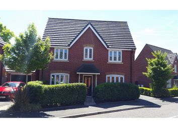 Thumbnail 3 bed detached house for sale in Ivy Avenue, Newton-Le-Willows