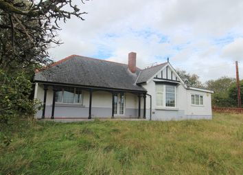 Thumbnail 2 bed detached bungalow for sale in Beulah, Newcastle Emlyn