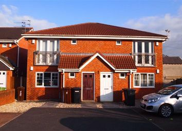 Thumbnail 2 bed flat for sale in Merefield Close, Hindley, Wigan
