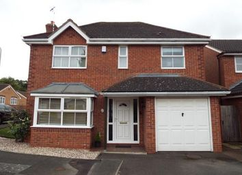 Thumbnail 4 bed detached house for sale in Lyncroft Leys, Scraptoft, Leicester, Leicestershire