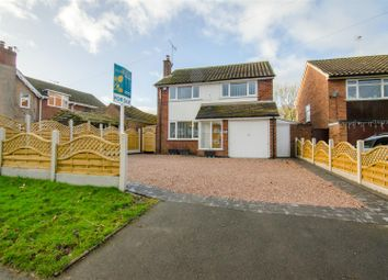 Thumbnail 3 bed detached house for sale in Castle Road, Cookley, Kidderminster