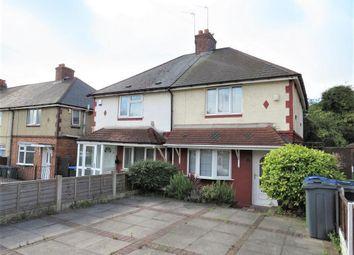 Thumbnail Semi-detached house to rent in Moor Street, Wednesbury