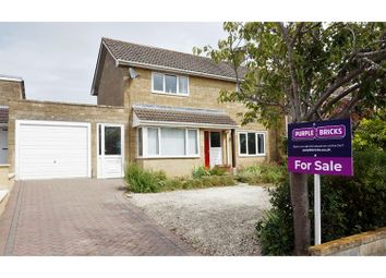 Thumbnail 3 bed semi-detached house for sale in Berry Hill Crescent, Cirencester