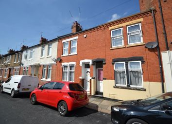 Thumbnail 3 bedroom terraced house for sale in Stanhope Road, Northampton