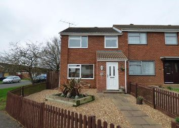 Thumbnail 3 bed end terrace house for sale in Wootton, Beds