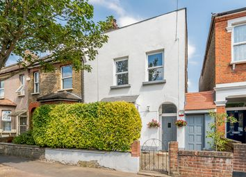 Thumbnail 3 bed semi-detached house for sale in East Road, London