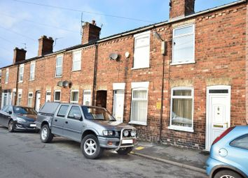 Thumbnail 2 bed terraced house for sale in Castle Street, Uphill, Lincoln