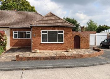 Thumbnail 2 bed bungalow to rent in Robin Close, Billericay