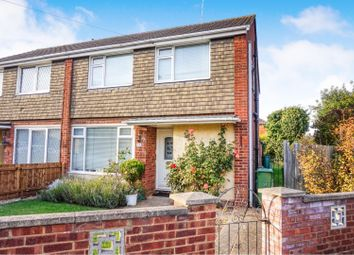 3 bed semi-detached house for sale in Angus Close, Luton LU4
