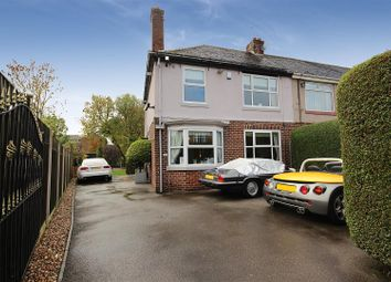 3 bed semi-detached house for sale in Little Norton Lane, Sheffield S8