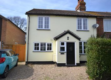 Thumbnail 3 bed property for sale in Old Kirton Road, Trimley St. Martin, Felixstowe