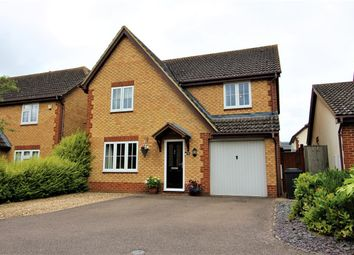 Thumbnail 4 bed detached house for sale in Great Portway, Biddenham, Bedford
