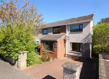Thumbnail 4 bed semi-detached house for sale in 18, Leonard Gardens, St Andrews, Fife