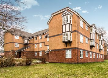 Thumbnail 2 bed flat for sale in Monroe Close, Salford