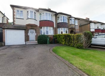 Thumbnail 3 bed semi-detached house for sale in Byng Drive, Potters Bar, Herts