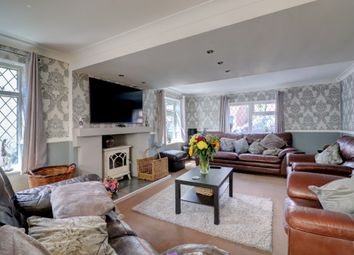 Thumbnail 5 bed detached house for sale in School Road, Upwell, Wisbech
