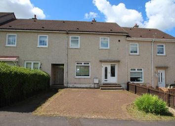 Thumbnail 2 bed terraced house for sale in Sherdale Avenue, Chapelhall, Airdrie, North Lanarkshire