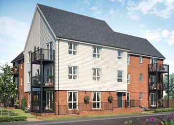 Thumbnail 2 bed flat for sale in Bells Lane, Hoo, Kent