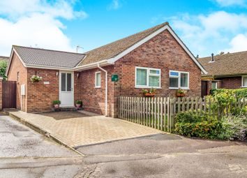 Thumbnail 3 bed detached bungalow for sale in Meadow Rise Road, Norwich