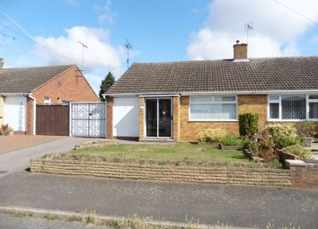Thumbnail 2 bedroom semi-detached bungalow for sale in Monton Close, Luton