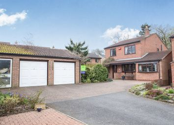 Thumbnail 4 bed detached house for sale in Deer Park View, Spondon, Derby