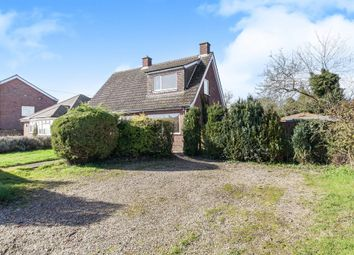 Thumbnail 3 bed bungalow for sale in Park Lane, Glemsford, Sudbury