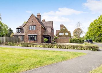 Thumbnail Detached house for sale in Reed Pond Walk, Gidea Park, Romford