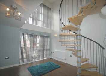 Thumbnail 2 bedroom flat to rent in Amber Court, High Street, Romford