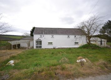 Thumbnail 2 bed detached house for sale in Blaenbarre Cottage, Rhydlewis, Llandysol, Ceredigion