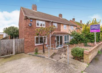 3 bed semi-detached house for sale in Miskin Road, Hoo, Rochester ME3