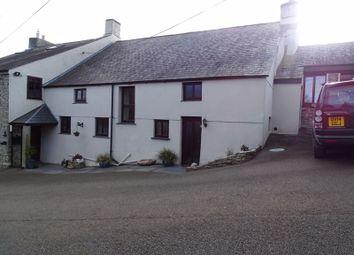 Thumbnail 2 bed cottage to rent in Menheniot, Liskeard
