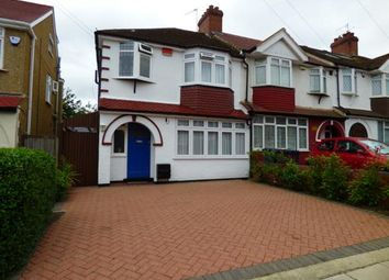 Thumbnail 3 bed end terrace house for sale in Wadham Gardens, Greenford