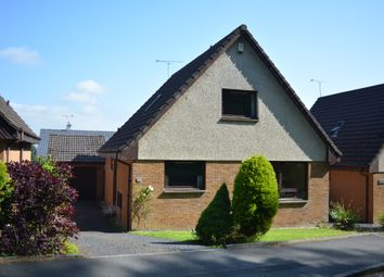 Thumbnail 4 bed detached house for sale in Old Drove Road, Cambusbarron, Stirling