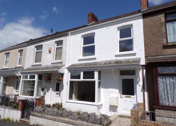 Thumbnail 3 bedroom terraced house for sale in Milwood Street, Manselton, Swansea
