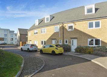 Thumbnail 3 bed town house for sale in Pacific Close, Whitstable, Kent