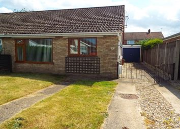 Thumbnail 2 bedroom bungalow to rent in North Park, Fakenham