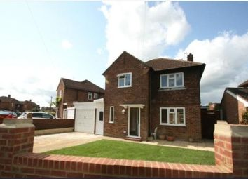 Thumbnail 3 bed property to rent in Sangers Drive, Horley